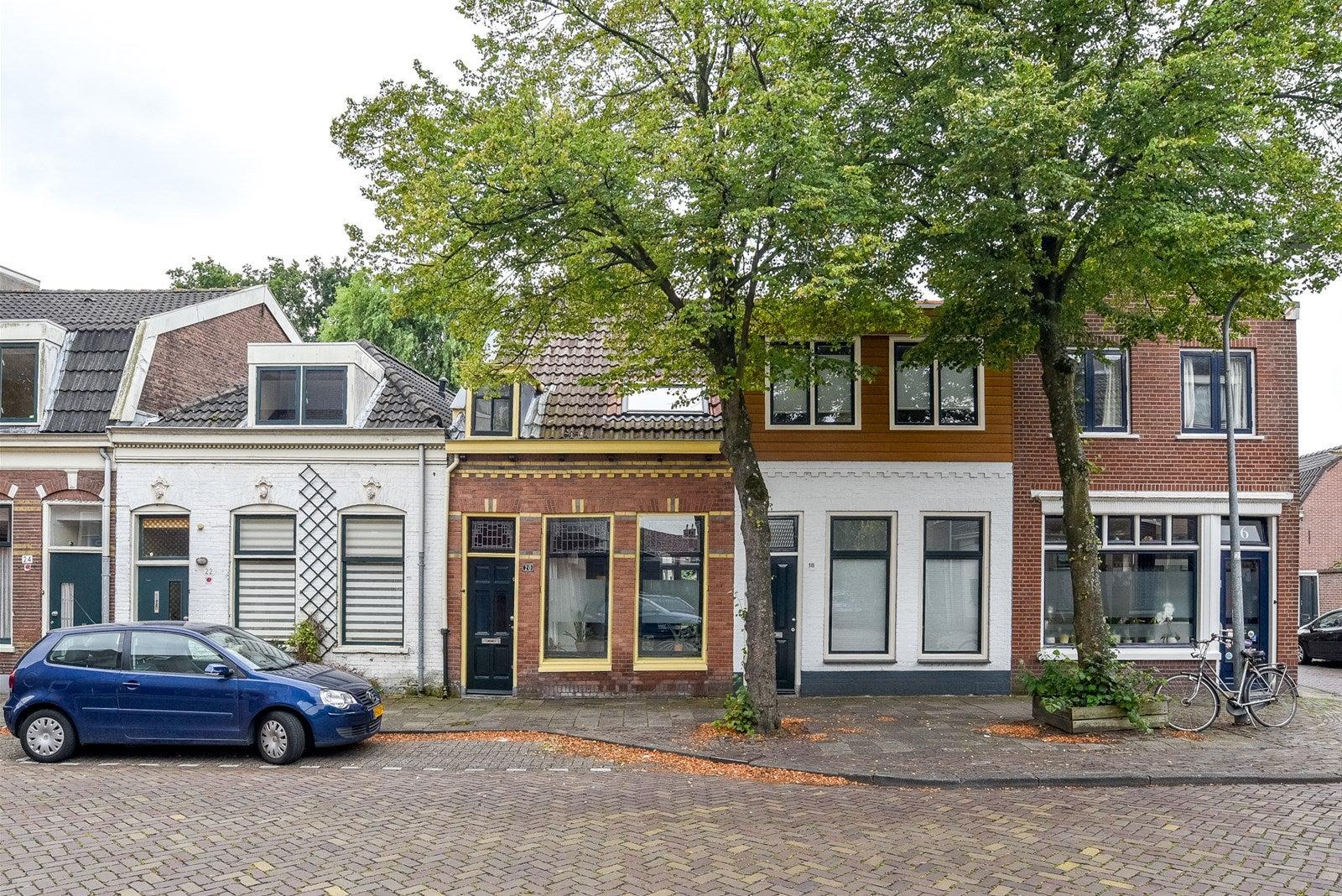 Bakkerstraat te Haarlem