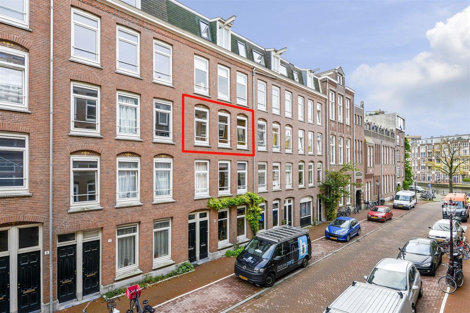 Fagelstraat te Amsterdam