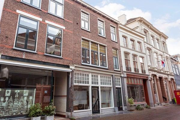 Nieuwstraat te Deventer