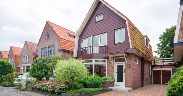 Lindenlaan te Heerenveen