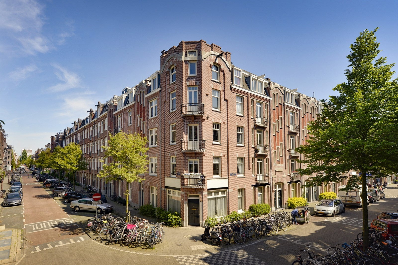 Brederodestraat te Amsterdam