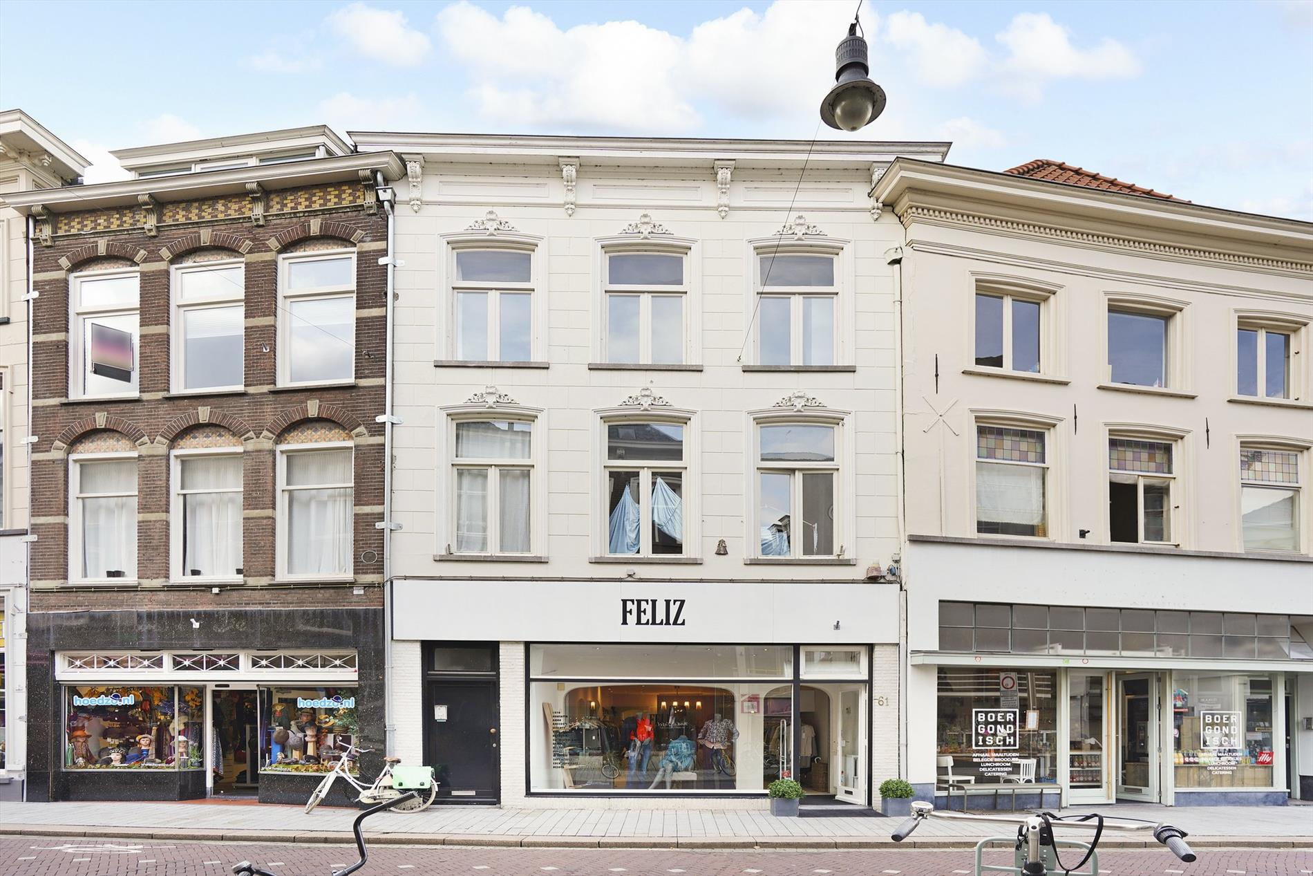 Vughterstraat te Den Bosch